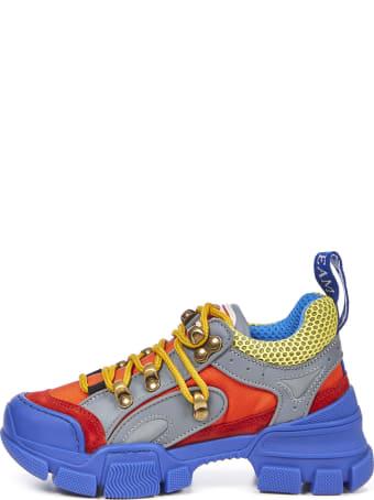 Gucci Junior Flashtrack Sneakers