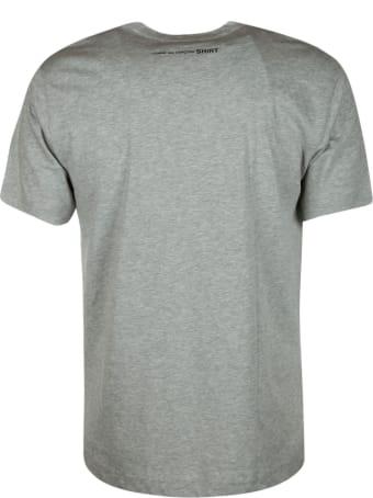 Comme des Garçons Rear Logo Print T-shirt