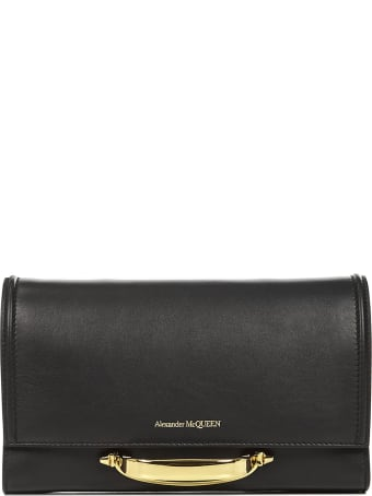 Alexander McQueen The Story Clutch