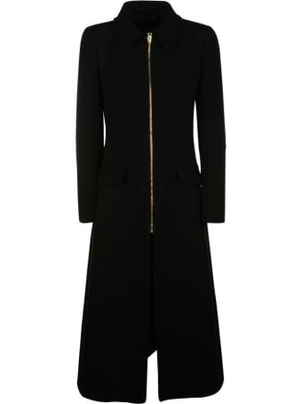 SportMax Zip Long Coat