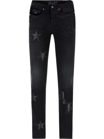 John Richmond John Richmod X Dark Polo Gang Kurat Jeans