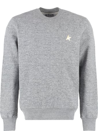 Golden Goose Cotton Crew-neck Sweatshirt