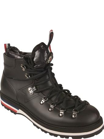 Moncler Henoc Lace-up Boots
