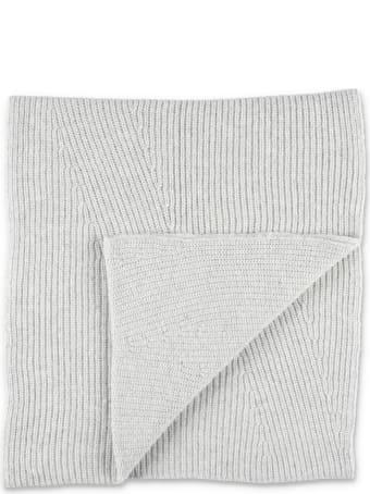 Ganni Oversized Knit Scarf