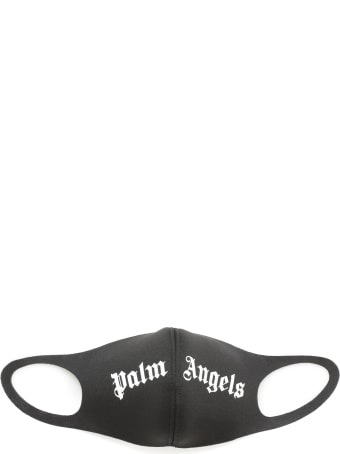 Palm Angels Logo Face Mask