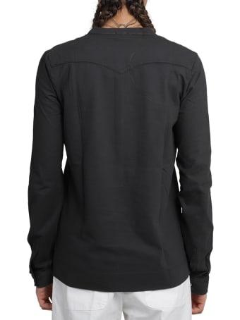 Massimo Alba Black Java Shirt