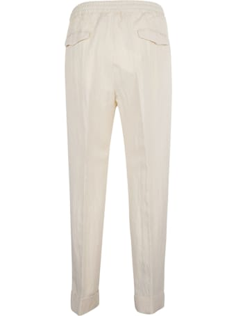 Barena Ribbed Waist Trousers