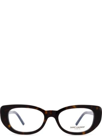 Saint Laurent Saint Laurent Sl 316 Betty Opt Havana Glasses