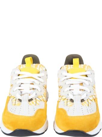 Fendi Multicolor Sneakers For Kids