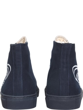 Vivienne Westwood Cotton Sneakers