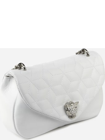 Marc Ellis Caitlyn Bag In Quilted-effect Leather