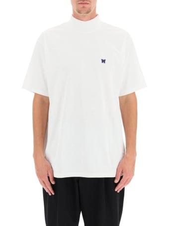 Needles Mock-neck T-shirt