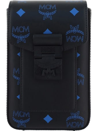 MCM Color Spalsh Crossbody Mini Bag