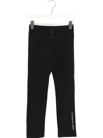 Givenchy 'logo Chain' Leggings