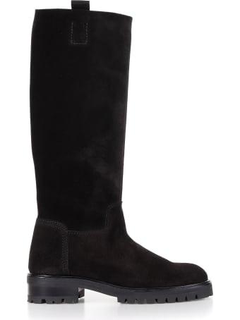 Pedro Garcia Sunta Suede Boots