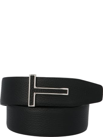 Tom Ford Buckle 't' Belt