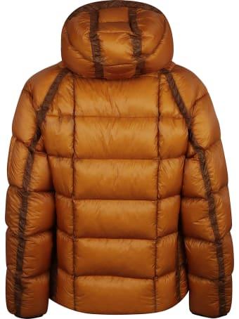 C.P. Company Side Zip Pocket Padded Jacket