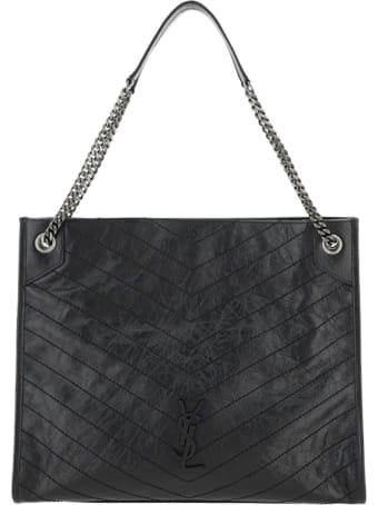 Saint Laurent Niki Large Shoulder Bag