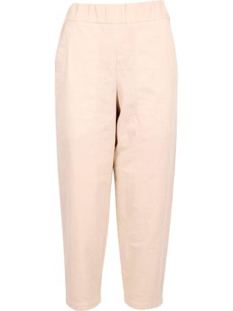Barena 'joie Mante' Cotton Trousers