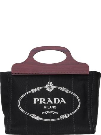 Prada Prada Logo-print Handbag
