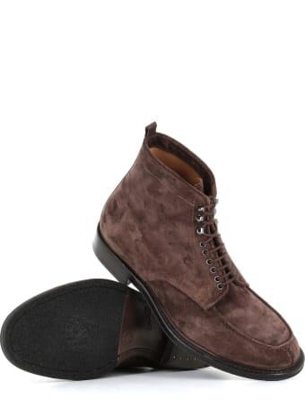 Alberto Fasciani Lace-up Boot Ulisse 47056