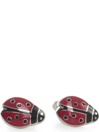 Etro Ladybug Cufflinks