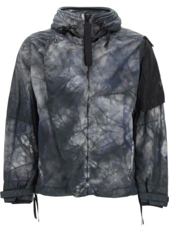 NemeN Does 3l Tie Dye Jacket