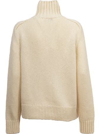 Closed Alpaca And Wool Blend Sweater