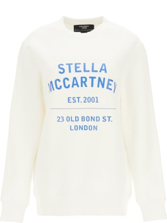 Stella McCartney 23 Old Bond Street Crewneck Sweatshirt