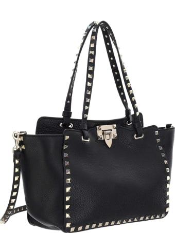 Valentino Garavani Small Rockstud Tote Bag