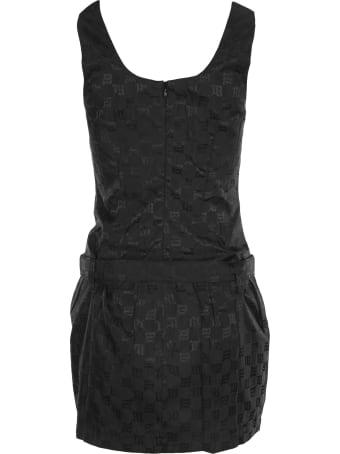 MISBHV Monogram Mini Dress