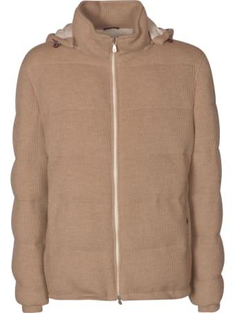 Brunello Cucinelli Mid-length Padded Jacket