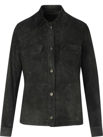 Salvatore Santoro Leather Jacket