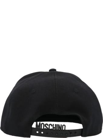 Moschino 'label' Cap