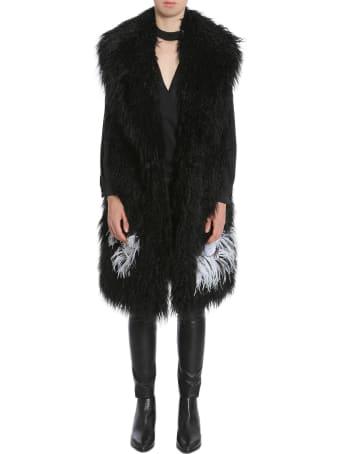 Ainea Feather Eco Fur