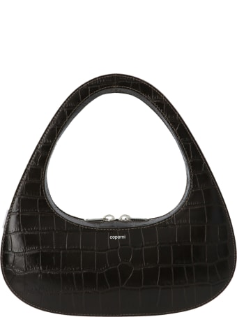 Coperni 'croc Baguette Swipe' Bag