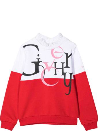 Givenchy Two-tone Sweatshirt