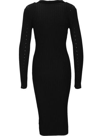 Helmut Lang Slash Dress
