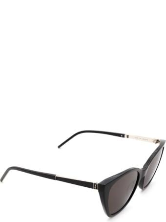 Saint Laurent Saint Laurent Sl M69 Black Sunglasses