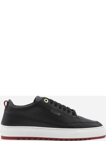 Mason Garments Torino Leather Sneakers