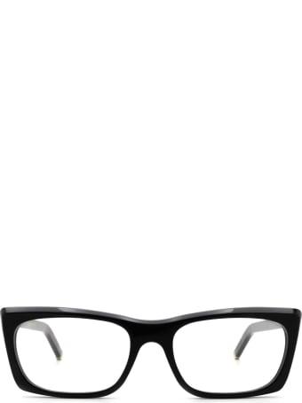 RETROSUPERFUTURE Retrosuperfuture Fred Optical Nero Glasses