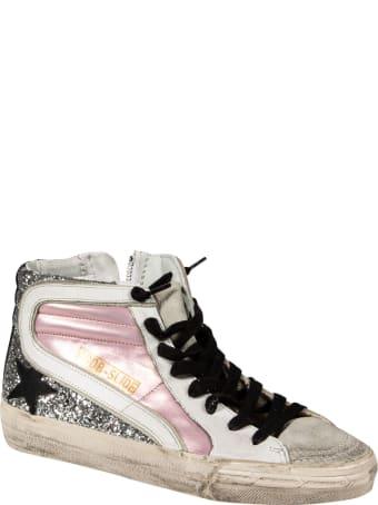 Golden Goose Slide Double Quarter Sneakers