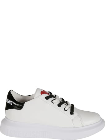 Love Moschino Rear Logo Sneakers