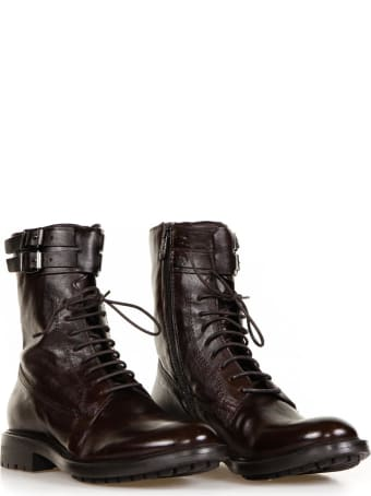 Hundred 100 Leather Boots