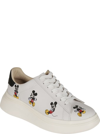 M.O.A. master of arts Mickey Mouse Double Gallery Sneakers