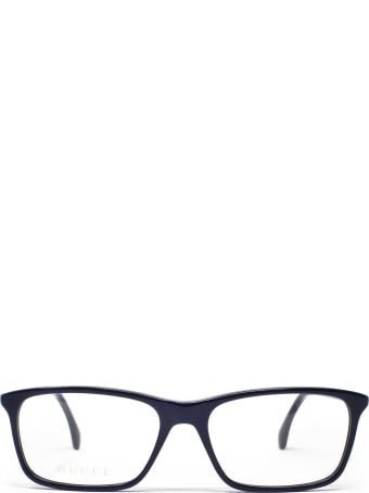 Gucci Gucci Gg0553o Blue Glasses