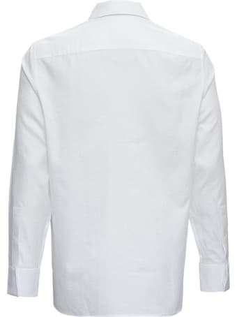 Givenchy 4g Jacquard Cotton Shirt