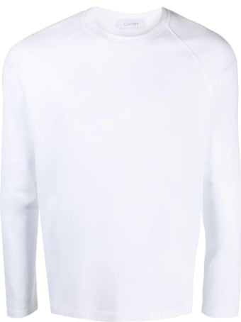 Cruciani White Cotton T-shirt