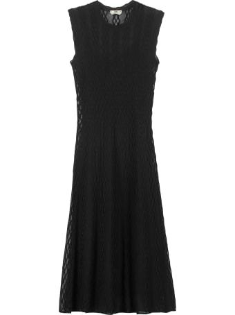 Fendi Midi Viscose Dress