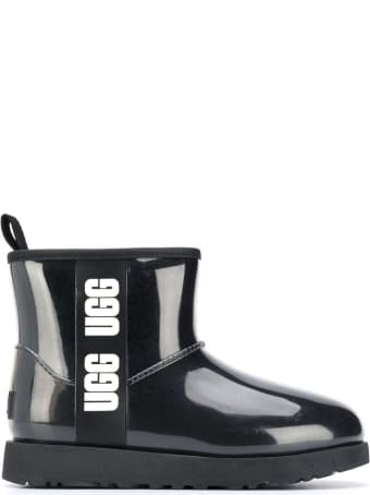 UGG Classic Pvc Boots  With Logo
